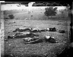 An iconic image of the history of photography - Una imagen icónica de la historia de la fotografía. Copied from glass, wet collodion negat...
