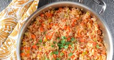 An easy and delicious addition to you Mexican dinner. Restaurant Style Mexican Rice is easy to make and delicious.         **Recipe Update*...