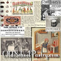 Welcome to Old School Pastry! If you've found this site, you've been searching for an old recipe or the history behind it. Glad you're here. Old School Pastry is infrequently updated, but has lots . Cooking Blogs, Old Recipes, Old School, Searching, Cocoa, History, Ancient Recipes, Historia, Hot Chocolate