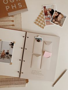 a modern scrapbook from artifact uprising - almost makes perfect - DIY photo Couple Scrapbook, Scrapbook Journal, Travel Scrapbook, Diy Scrapbook, Scrapbook Albums, Ideas For Scrapbook, Best Friend Scrapbook Ideas, Scrapbook Cover, Scrapbook Photos