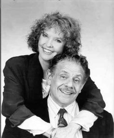 Jerry Stiller and Anne Meara...Love & Laughter Have Kept This Pair Together Since the Early 1960's...Son, Ben Stiller Often Says He Never Knew What To Expect At Home As His Parents Seemed to Enjoy Every Day & Find A New Adventure In Life Every Hour...What A Pair!!  Hollywood Golden Marriage Award Earned!!