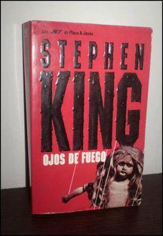 Ojos de Fuego - Stephen King