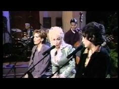 Dolly Parton is joined by Alison Kraus and Suzanne Cox for a live gospel medley of three classic bluegrass songs. I have restored the audio from the original live take. Please click like and comment in the respond box, the last time I posted this I had 350k hits, thanks Ally.
