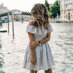 Now trending: Striped Off the Shoulder Dress http://allthingslovelyshop.com/products/striped-off-the-shoulder-dress?utm_campaign=crowdfire&utm_content=crowdfire&utm_medium=social&utm_source=pinterest