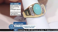 Tune into the most exquisite jewelry on television 24/7! New jewelry arriving daily – Blue Sapphire Necklaces, Red Ruby Rings, Green Emerald Earrings, Yellow Diamond Bracelets and more stunning jewelry at Gem Shopping Network. Call in for pricing. Item #157-150620