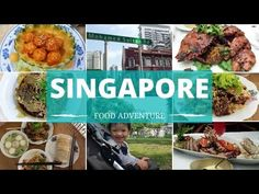 Singapore Food Adventure Singapore Food, Asian Cooking, Life Purpose, Cake Decorating, Adventure, Vegetables, Watch, Youtube, Recipes