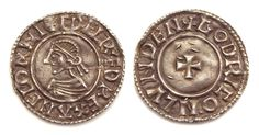 Small doors on the Viking age: The Anglo-Saxon coins in Norway project Coin Design, Coin Worth, Small Doors, Viking Age, Anglo Saxon, Viking Jewelry, Historical Pictures, Silver Coins, Auction