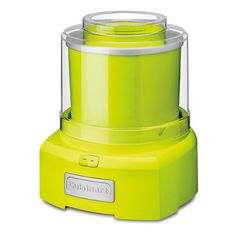 Help your friend with a serious sweet tooth give up their unhealthy ice cream or froyo obsession with a colorful Cuisinart Ice Cream Maker ($110). This way, healthier versions of their favorite homemade treats are in close reach; it takes just 20 minutes for a recipe to freeze in this appliance.