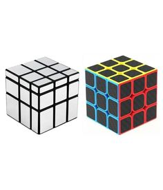New Rubik cube combo puzzle will give you new different ways to solve the cube. it is very useful cube for kids. You can get this from one of the known brand Emob at excellent price. Cube Puzzle, High Speed, Carbon Fiber, Stickers, Mirror, Red, Silver, Mirrors, Decals