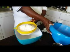 Original Jamaican Fried Dumpling [ part 1 ] Jamaican Fried Dumplings, Healthy Junk Food, Cooking Videos, Weeknight Meals, Fries, The Originals, Youtube, Journey, Recipes