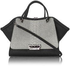 503fb54f39d7 Zac Posen ZAC Eartha Soft Double Handle on shopstyle.com Zac Posen Bags,  Types