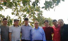 Rômulo Gouveia visita o Cariri, prestigia torneios esportivos e conhece experiência em Bioenergia
