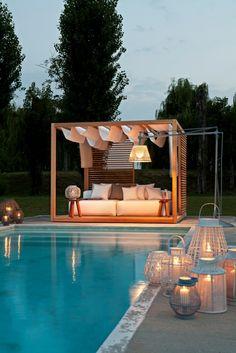 ZEN LINE #outdoor collection designed for Exteta | #Palomba #design