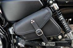 SADDLE BAG SADDLEBAG HARLEY DAVIDSON  SPORTSTER MODELS ITALIAN LEATHER HANDMADE | eBay Motors, Parts & Accessories, Motorcycle Parts | eBay!