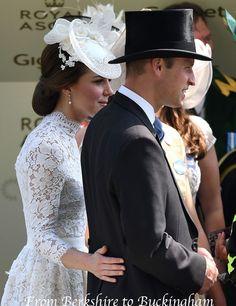 Un blog sur les apparences de Kate Middleton (HRH Duchess of Cambridge)