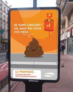 La propreté à St Chamond : Laurène Siméan