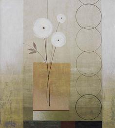 Circles+II+at+FramedArt.com