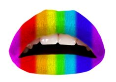 SHARE THIS to get 10% off your order at http://violentlips.com The Rainbow | Violent Lips