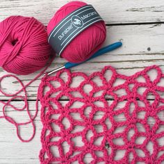 Durable Macramé is a firm cotton yarn. It's perfect for macramé projects like wall hangings and plant hangers, but also suitable for crochet projects. It's available in more than 20 colours Macrame Projects, Crochet Projects, Star Flower, Plant Hanger, Colours, Stitch, Stars, Cotton, Mandala