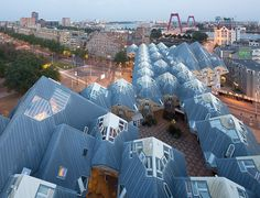 Former convicts find a new home in the supercube redesigned by personal architecture