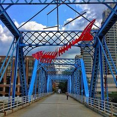 ArtPrize in Grand Rapids is the world's largest art competition.