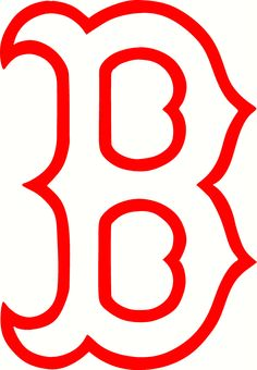 Boston Red Sox LOGO Vinyl Cut Out Decal - Choose your Color and Size