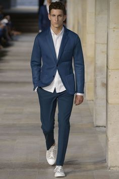 Hermes Spring-Summer 2013 Paris Men's Fashion Week ~Luxurious Punch