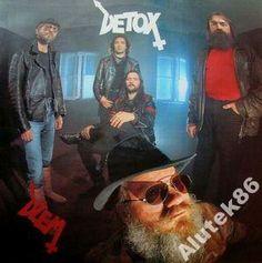 DZEM - DETOX - VG+ 1 WYDANIE 1991