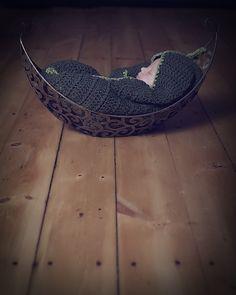 pea pod cocoon crochet pattern