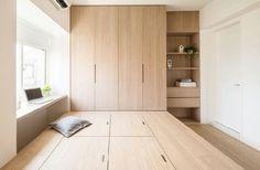 Best Indoor Garden Ideas for 2020 - Modern Apartment Interior, House Rooms, Home Room Design, Bedroom Interior, Minimalist Bedroom, Condo Interior, Minimalist Bedroom Decor, Apartment Design, Muji Home