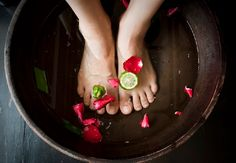 Run Achy Feet? Try This!