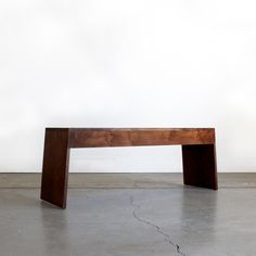 Vollen Bench - Wood