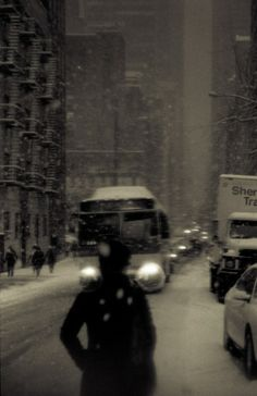 new york snow storm 1966 |