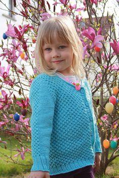 Ravelry: Girly Pink, Spring! pattern by Hanna Maciejewska