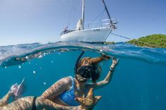 Set sail upon the warm Caribbean waters of Puerto Rico in a Beneteau First sailboat. In this personalized, small group tour, (limited to 8 passengers) you will experience a day trip to Cayo Icacos or Palomino Island, depending on wind directi Puerto Rico Trip, Fajardo, Small Group Tours, Snorkelling, Set Sail, Island Life, Day Trip, East Coast, South America