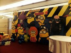 diy halloween stage backdrop - Google Search