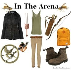 Katniss fashion