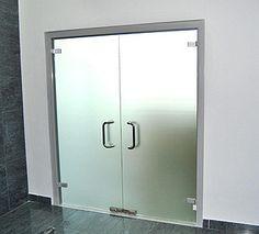 АЛЮМИНИЕВЫЕ ОКНА - Алюминиевые двери