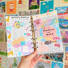 Bullet Journal And Diary, Bullet Journal Mood, Bullet Journal Aesthetic, Bullet Journal Ideas Pages, Bullet Journal Spread, My Journal, Journal Pages, Diary Decoration, Cute Journals
