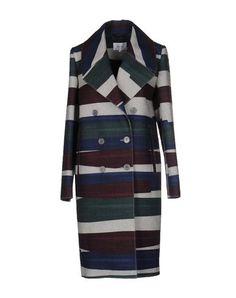 CARVEN Coat. #carven #cloth #dress #top #skirt #pant #coat #jacket #jecket #beachwear #