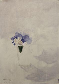 Alberto Romero Gil - Hibiscus Blanco (Tarde)