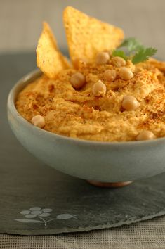 Houmous pois chiche & patate douce_2