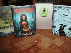 Green books with the best covers! :)