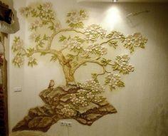 барельеф бамбук - Поиск в Google