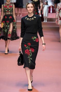 Dolce & Gabbana Herfst/Winter 2015-16 (68)  - Shows - Fashion