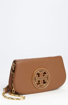 tory burch need this in black or maybe a turquoise or a teal! also love the tory rustic orange look