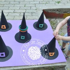 Festa Infantil Halloween - Brincadeiras personalizadas