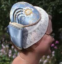 Tykkimyssy: Finnish National Dress Headdress