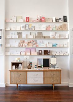 Heart Handmade UK: Creative Styling and Display Ideas for Your Studio | Studio Bomba Shop Interior
