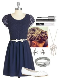 Grad Outfit//Read Description by hannahve on Polyvore featuring ALDO, Whistles, Sisley Paris, NARS Cosmetics, country, CCSgradoutfits and HannahsGraduationIdeas